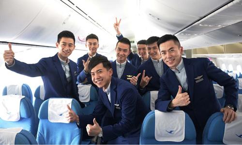 2021年空乘专业就业方向
