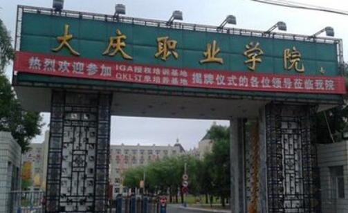 大庆职业学院继续教育学院---绿色报名通道